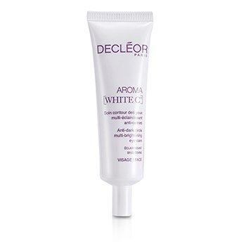 DecleorAroma White C+ Cuidado de Ojos Anti Ojeras Multi Iluminante (Tama�o Sal�n) 30ml/1oz