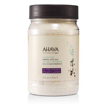 Ahava Deadsea Salt Calming Lavender Dead Sea Bath Salt 907g/32oz