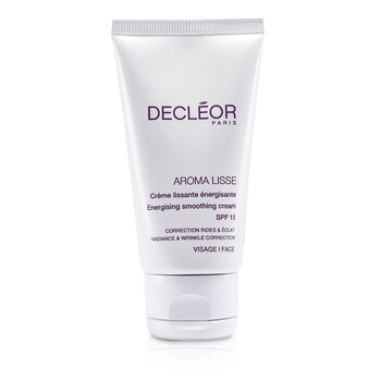 DecleorAroma Lisse Energising Smoothing Cream SPF 15 (Salon Product) 50ml/1.6oz