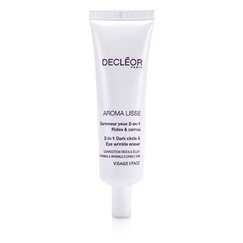 DecleorAroma Lisse 2-in-1 Dark Circle & Eye Wrinkle Eraser (Salon Size) 30ml/1oz