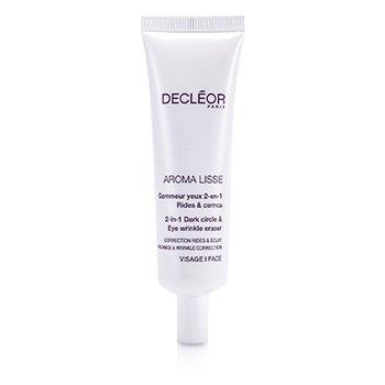 DecleorAroma Lisse 2-in-1 Dark Circle & Eye Wrinkle Eraser (Salon Size) 30ml/1oz