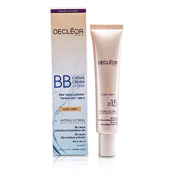 DecleorHydra Floral Crema BB SPF15 - Light 40ml/1.35oz