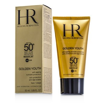 Helena RubinsteinSlune�n� kr�m s omlazuj�c�m efektem Golden Youth Suncare Protection SPF 50+ 50ml/1.69oz
