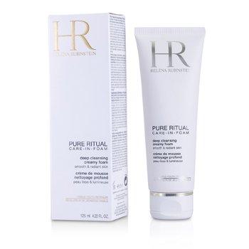 Helena Rubinstein Pure Ritual Deep Cleansing Creamy Foam  125ml/4oz