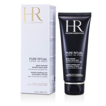 Helena Rubinstein Pure Ritual Glow Renewal Double Black kuorinta  100ml/3.38oz
