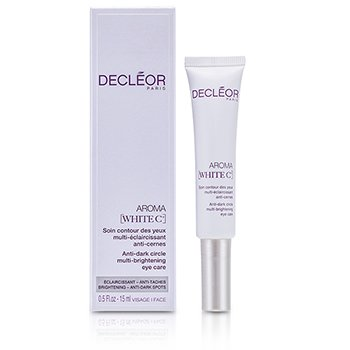 DecleorAroma White C+ Anti-Dark Circle Multi-Brightening Eye Care 15ml/0.5oz