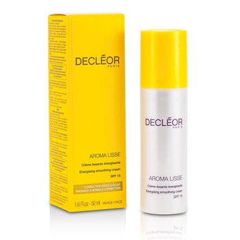 DecleorAroma Lisse Energising Smoothing Cream SPF 15 50ml/1.7oz