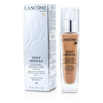 LancomeTeint Miracle Bare Skin Base Creadora de Luz Natural SPF 15 - # 05 Beige Noisette 30ml/1oz