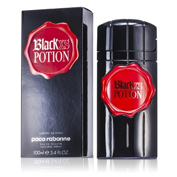 Paco RabanneBlack Xs Potion Eau De Toilette Spray (Edici�n Limitada) 100ml/3.4oz