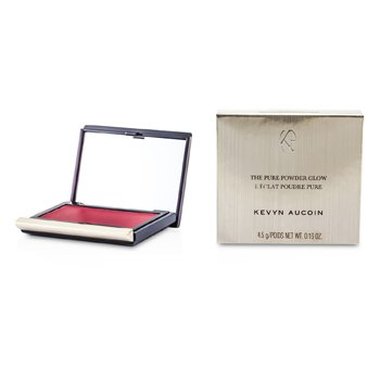 Kevyn Aucoin The Creamy Glow (Rectangular Pack) - # Patrice (Deep Red)  4.5g/0.16oz