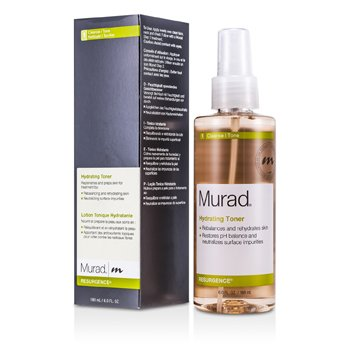MuradResurgence Hydrating Toner 180ml/6oz