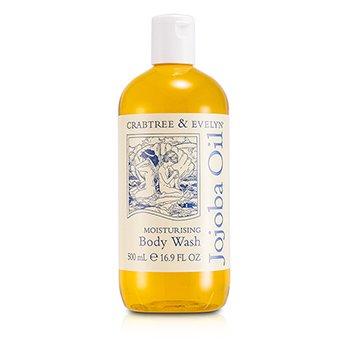 Crabtree & EvelynJojoba Oil Moisturising Body Wash 500ml/16.9oz