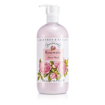 Crabtree & EvelynRosewater Hand Wash 500ml/16.9oz