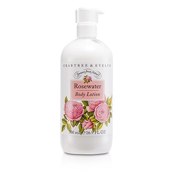 Crabtree & Evelyn Rosewater Loci�n Corporal  500ml/16.9oz