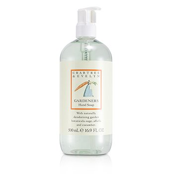 Crabtree & EvelynGardeners Hand Soap 500ml/16.9oz