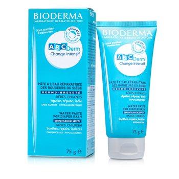 BiodermaABCDerm Water Paste For Diaper Rash (For Babies & Children) 75g/2.5oz