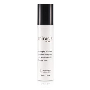 PhilosophyMiracle Worker Oil-Free Miraculous Anti-Aging Lotion 50ml/1.7oz