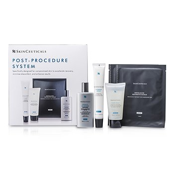 Skin CeuticalsPost-Procedure System:1xHydra Balm 50ml/1.67oz, 1xEpidermal Repair 40ml/1.35oz, 1xUV Defense SPF30 50ml/1.7oz, 2xMask 5pcs