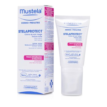Mustela Stelaprotect Face Cream  40ml/1.3oz