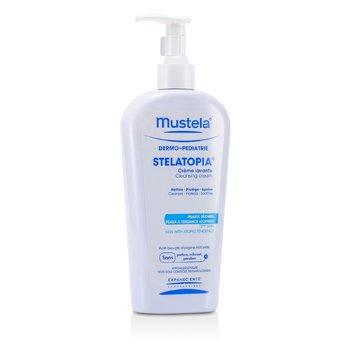 Mustela Stelatopia Cleansing Cream  400ml/13.3oz