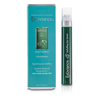 ExuvianceDePuffing Eye Serum 6ml/0.2oz