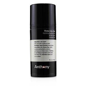 Anthony Logistics For Men Wake Up Call - Hydrating Treatment Gel  90ml/3oz