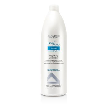 AlfaParfSemi Di Lino Volume Magnifying Conditioner (For Thin & Flat Hair) 1000ml/33.81oz