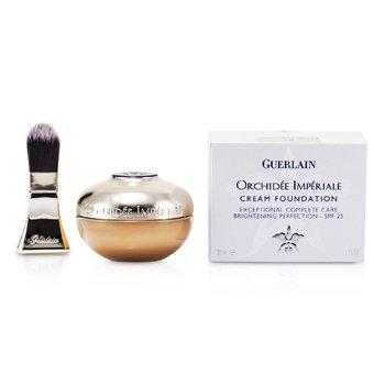 Guerlain Orchidee Imperiale Cream Foundation Brightening Perfection SPF 25 – # 03 Beige Naturel 30ml/1oz