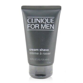 CliniqueCream Shave (Tube) 125ml/4.2oz