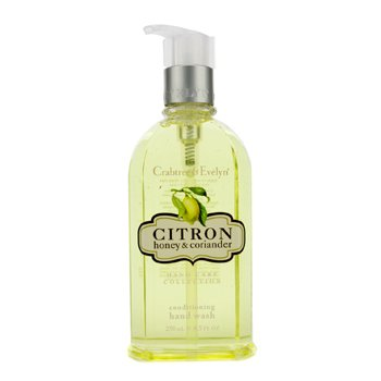 Crabtree & EvelynCitron, Honey & Coriander Conditioning Hand Wash 250ml/8.5oz