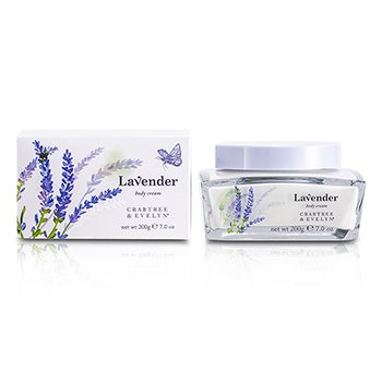 Crabtree & EvelynLavender Body Cream 200g/7oz