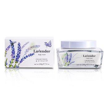 Crabtree & EvelynLavender Body Cream 200g/7oz