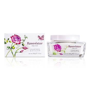 Crabtree & EvelynRosewater Body Cream 200g/7oz