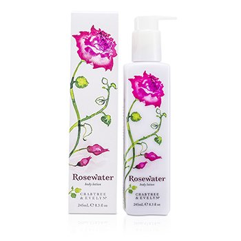Crabtree & EvelynRosewater Body Lotion 245ml/8.3oz