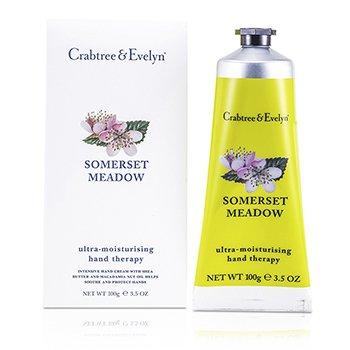 Crabtree & EvelynSomerset Meadow Terapia de Manos Ultra Hidratante 100g/3.5oz