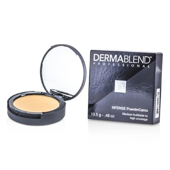 DermablendIntense Powder Camo Compact Foundation (Medium Buildable to High Coverage) - # Toast 13.5g/0.48oz