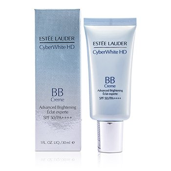 Estee LauderCyberWhite HD Advanced Brightening BB Creme SPF 50/PA++++ 30ml/1oz