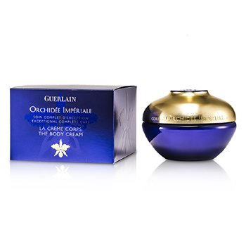 Guerlain Creme Para Corpo Orchidee Imperiale Exceptional Complete Care  200ml/6.7oz
