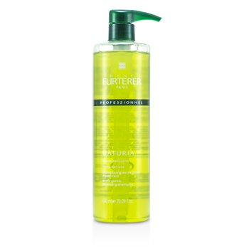 Rene Furterer Naturia Extra-gentle Balancing Shampoo For Frequent Use (salon Product) 600ml/20.29oz