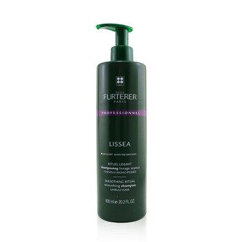Rene FurtererLissea Smoothing Shampoo - For Unruly Hair (Salon Product) 600ml/20.29oz