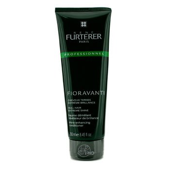 Rene FurtererFioravanti Shine Enhancing Conditioner - For Dull Hair, Extreme Shine (Salon Product) 250ml/8.45oz