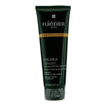Rene FurtererOkara Acondicionador Activador Ligero - Para Cabello Iluminado, Blanqueado (Producto Sal�n) 250ml/8.45oz