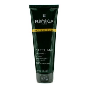 Rene FurtererCarthame Gentle Hydro-Nutritive Mask - For Dry Hair (Salon Product) 250ml/8.45oz