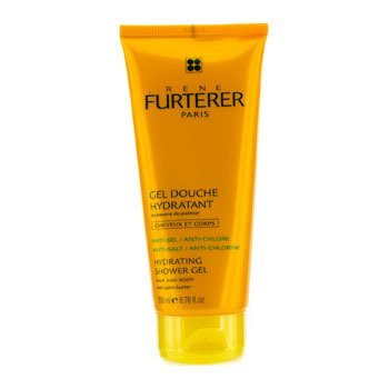 Rene FurtererSun Care Hydratant Hydrating Shower Gel (For Hair and Body) 200ml/6.76oz
