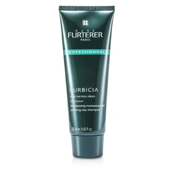 Rene FurtererCurbicia Purifying Clay Shampoo - For Oily Scalp (Salon Product) 250ml/8.45oz