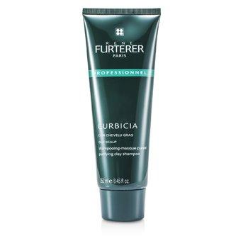 Rene FurtererCurbicia Champ� Arcilla Purificante - Para Cuero Cabelludo Graso (Producto Sal�n) 250ml/8.45oz