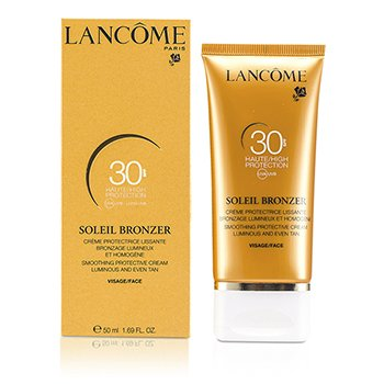 LancomeSoleil Bronzer Smoothing Protective Cream SPF30 50ml/1.69oz