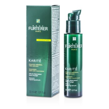 Rene FurtererKarite Leave-In Repairing Serum (For Damaged, Very Dry Hair Ends) 30ml/1.01oz