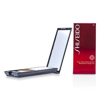 Shiseido Face Color Enhancing Trio - Pewarna Mata - PK1 Lychee  7g/0.24oz