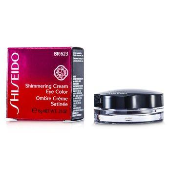 Shiseido Shimmering Cream Eye Color - Pewarna Mata - # BR623 Shoyu  6g/0.21oz